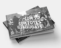 Booklet about Refugees