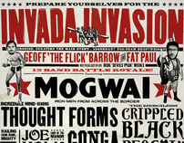 Invada Invasion Poster