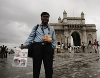 The Instant Photographers Of Gateway Of India