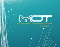 SP 2012 Management of Technology (MOT) Program Brochure