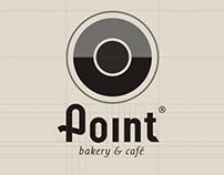 POINT CAFE IDENTITY