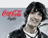 "Coca Cola Light - ""La vida es como te la tomas"""
