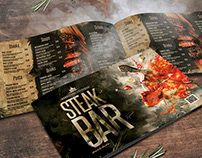Menu Steak Bar