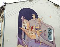 Веst walls 2017 Part 2. Kickit art studio