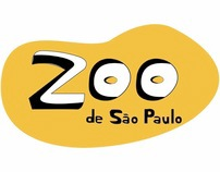 Nova Identidade Visual do Zoológico de SP