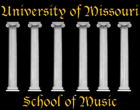 University of Missouri School of Music T-Shirt