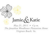 Kline Wedding Program