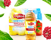 Lipton Diet Green Tea