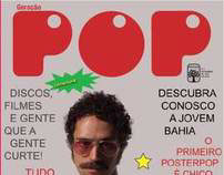 Releitura de Revista dos anos 70