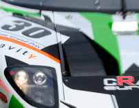 Craft Eurasia Ford GT3 Liveries
