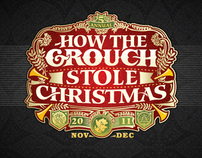HOW THE GROUCH STOLE CHRISTMAS TOUR