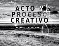Diseño editorial: Acto y Proceso Creativo