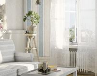 Stockholm Apartment Visualization