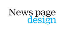 News page design