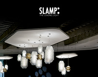GALA DINNER 2017 Slamp's intallation MAXXI Museo