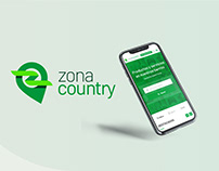 Zona Country Brand Identity