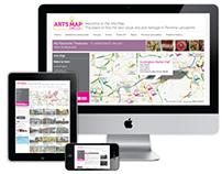 Creativity Works - Arts Map