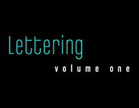 Lettering: Vol 1