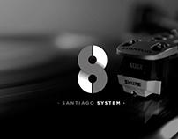 SANTIAGO SYSTEM - Logotype
