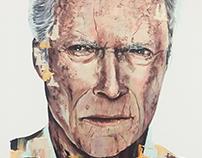Clint Eastwood / Paint