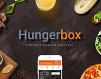 FOOD CATERING APP & WEBSITE