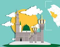 Saudi Arabia ( KSA ) landmarks