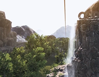 Canopy Demo Unity 3D + Oculus Rift CV1