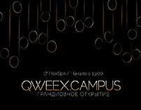 Flyer Opening QWEEX.CAMPUS