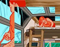 zukunft wohnraum // future living space