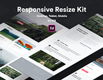 Responsive Resize Kit