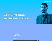 Jarel Paguio - JarelPiano.com