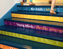 New Haven Free Public Library Signage & Wayfinding
