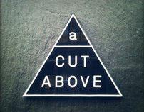 A CUT ABOVE ANTWERP Shop Logo