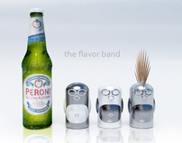 the flavor band