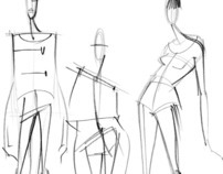 Fashion Illustrations - Collections