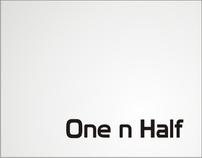 Caneta One n Half