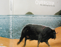 OVERSTEP CD packaging