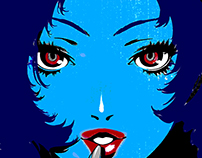 Warhol Art: Catherine 2