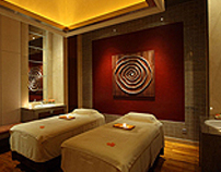 Shangri-La Hotel & Spa - (Xian, CHINA)