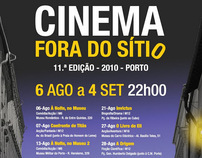 Cinema Fora do Sítio - 2010