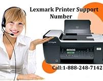 Lexmark Printer Support Number 1-888-248-7142