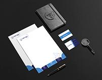 Orenda Corporate Identity Branding