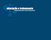 Apresentação interativa treinamentos Elucid 2004