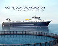 Aker's Coastal Navigator