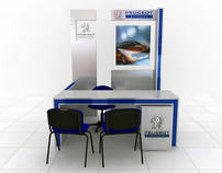 Peugeot | Stand para shopping