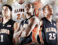 Illinois Basketball 2008-09