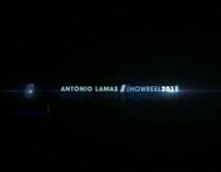 Showreel 2011 Antonio Lamas