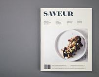 Redesign Saveur