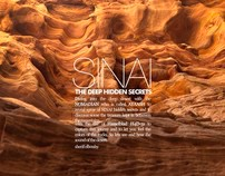 "SINAI ""THE DEEP HIDDEN SECRETS"""