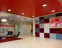 Hoover Global Office Renovation